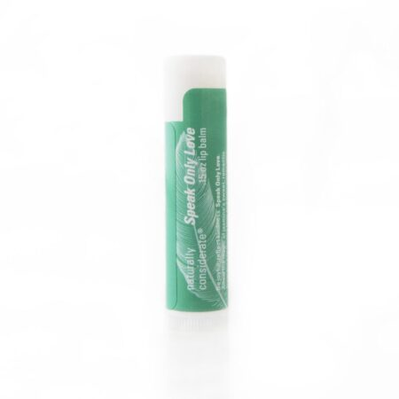 Speak Only Love Lip Balm