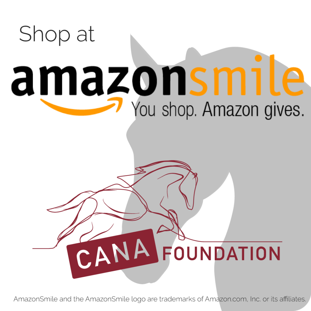 CANA Foundation - Shop AmazonSmile. You shop, Amazon gives.